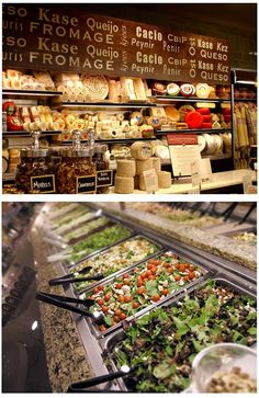The flagship Whole Foods knows how to deliver some delicious, clean eating