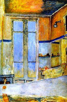 Pierre Bonnard - Dans la salle de bain (1940)