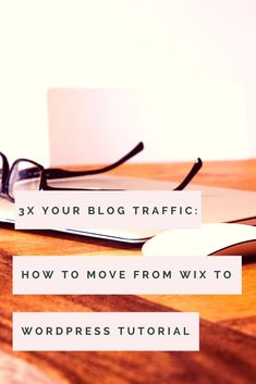 how to transfer your blog from wix to wordpress and increase your traffic by 300% like I did! A step by step guide on how to do it!    #blogging #blogger #traffic #blogtraffic #wordpress #webhosting #website #transferblog #blog #makemoneyonline #affiliate