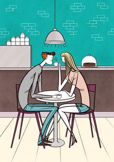 Cafe by Janne Iivonen