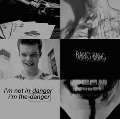 Joker aesthetic (Gotham) #DC #comics