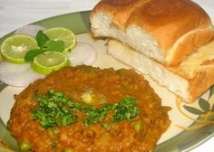 Upma vegetarian video recipe by chef sanjeev kapoor soft food pavbhaji is the traditional fast food dish native to maharashtra and one of the most forumfinder Choice Image