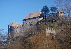 Runkelstein Schloß near Bozen (Bolzano), Sϋd Tirol (Alto Adige)