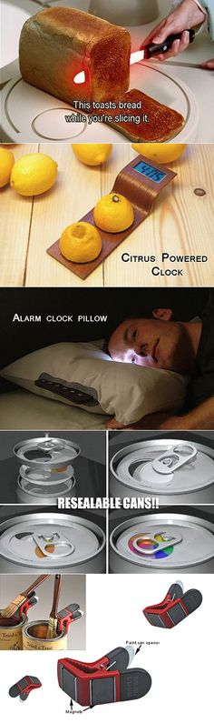 Here are some simple yet ingenious inventions.