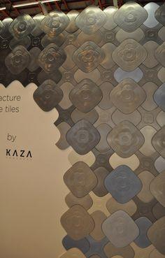 Kaza concrete tiles
