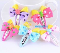20pcs corea Baby Girls' hair bow ribbon hairbow Children's jewelry bow hair clip children hair ornam-in Hair Accessories from Apparel & Accessories on Aliexpress.com