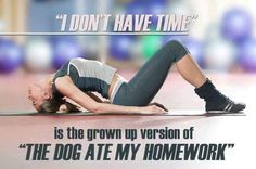 How To Fit Fitness Into Your Busy Schedule http://weightlossbox.blogspot.com ✿. ✿. ☻  ☂