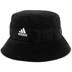 Adidas Storm Bucket Cap ( 45) ❤ liked on Polyvore featuring accessories 7e9957a8b57a