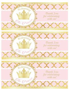 bag topper Lion King Baby Shower, Baby Shower Princess, Disney Princess Party, Princess Birthday, Birthday Tags, Happy Birthday, Deco Ballon, Girl Birthday Decorations, Baby Clip Art