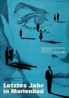 Cin-Eater: Last Year at Marienbad (1961)