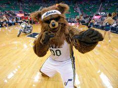 Utah Jazz | Mascot