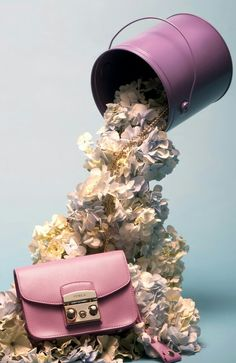 Furla editorial fashion stilllife photography in Dichan magazine Thailand