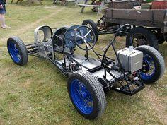 Austin Seven racer