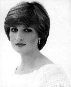 Lady Diana Engagement portrait