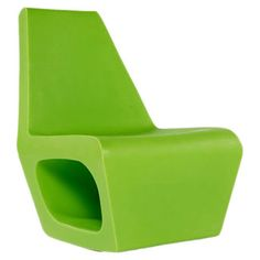 Quinze & Milan Jellyfish House Chair - Finish: Chartreuse