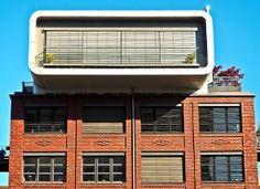 fachada estilo moderno