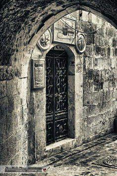 Old Aleppo - Syria حلب القديمه - سورية