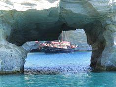 Kleftiko Beach (Milos, Hellas) - Anmeldelser - TripAdvisor