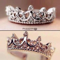 Crown ring...yey!!