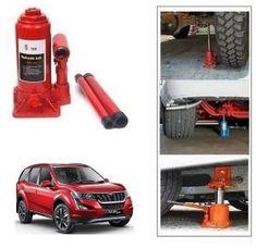 Mahindra XUV 500 2018 Car Hydraulic Bottle Vehicle Jack Price-1100/- Car Accessories List, Elantra Car, Jetta Car, Volkswagen Jetta, Car Body Cover, Lamp Logo, Police Lights, Chevrolet Aveo