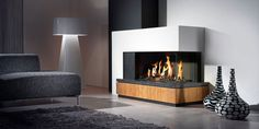 Attika Feuer AG - Fireplace Stoves, Chimneys, Wood fireplaces