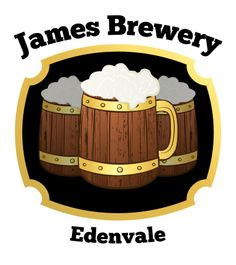 James Brewery in situated in Johannesburg and brews various beers such as: Waterloo Ale – Biere de Garde, Saxon Alt – Northern German Alt Bier, Shepherd's Ale – Extra Special Bitter, and The Kaiser's Schwarzbier – Schwarzbier African Crafts, Bitter, Craft Beer, Brewery, South Africa, German, Root Beer, Vintage Tags, Stickers