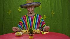 Le gusta comer comida mexicana