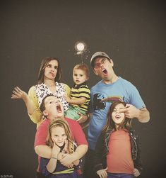 The shaytards are amazing! They have made daily vlogs on YouTube for four years going on 5! I have been watching everyday for 2 years and will continue to. They are such a great family to watch as they bring happiness and joy to my life. The Shaytards have saved my life many times.
