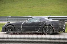 Spied! Chevrolet Corvette Z06 Successor Snapped Testing - Motor Trend WOT