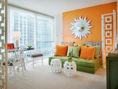 50 Bright And Colorful Room Design Ideas | Chairs!