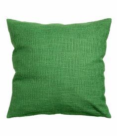 Zipcode Design Donald Cotton Throw Pillow (Set of Color: Green Green Throw Pillows, Sofa Throw, Throw Pillow Sets, Decorative Throw Pillows, Floor Pillows, Faux Fur Bean Bag, Living Room Accessories, Lounge Cushions, H&m Home