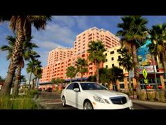 Hyatt Regency Clearwater Beach Resort and Spa Webisode Overview Clearwater Beach Resorts, Florida Resorts, Florida Coastline, Cocktail Drinks, Resort Spa, Cabana, Regency, Picture Video, Explore