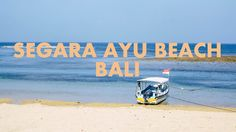 Segara Ayu Beach Bali - Sunrise Spot in Sanur