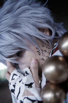 The final chapter - Dan gyokuei(Dan gyokuei) Gintoki Sakata Cosplay Photo…