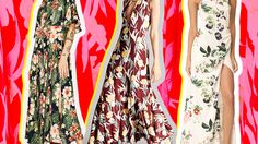 20 Long Floral Dresses You Need in Your Spring Wardrobe | StyleCaster