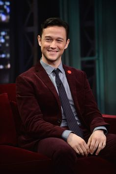 Joseph Gordon-Levitt - Joseph Gordon Levitt Stops by 'Late Night with Jimmy Fallon' ^.^