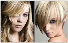 Textured blonde is the only way!