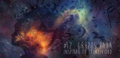 12 Grupos para inspirar tu creatividad