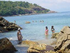 Casa Temporada em Massaguaçu: Caraguatatuba - Praia da Cocanha - SP - 1 suite