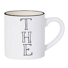 Mug thé céramique H.10cm BURANO
