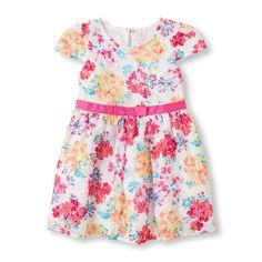 floral lace skater dress, The Children's Place , EUR 23 .43