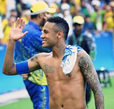 Brazil 6-0 in simifinal and Neymar scores the faster goal in olympic games