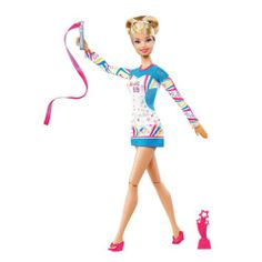 Barbie iCanB gimnasia rítmica