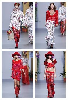 moda de francis montesinos para el verano 2012