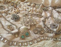 Flea Market Treasures by andrea singarella, via Flickr