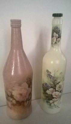 Handmade Decorated Bottles 3