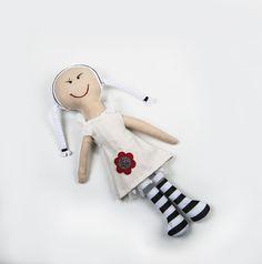 VIKI von rabenmutter auf DaWanda.com Etsy, Puppets