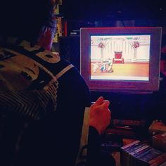 On instagram by boskiesworld  #retrogaming #microhobbit (o)  http://ift.tt/1V9xQ0G  Streets of Rage 2 & Venom LP's with @_ssparker_ last night. Always good times defeating Mr. X! #streetsofrage #sega #megadrive #genesis #16bit #gaming  #classic #venom #welcometohell #blackmetal #excellenttimes