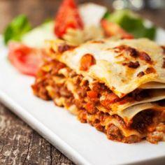 Pressure Cooker Lasagna - So easy & delicious!