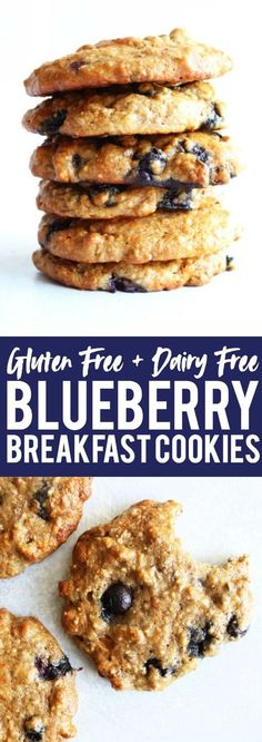Eat cookies for breakfast without the guilt! These are low carb, gluten free, and paleo-friendly cookies that even your kids will love! thetoastedpinenut.com #glutenfree #paleo #breakfast #dairyfree